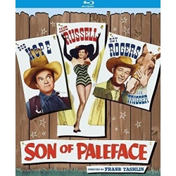 Son of Paleface Blu-ray Cover