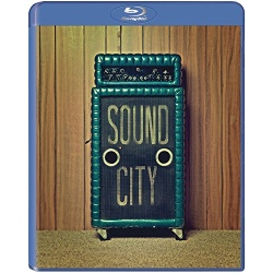 Sound City Blu-ray Cover