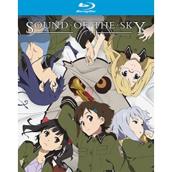 Sound of the Sky Blu-ray Cover