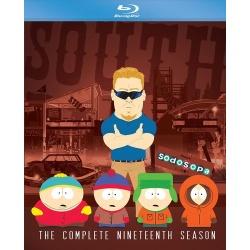South Park Nineteenth Season Blu-ray
