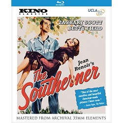 Southerner Blu-ray Cover
