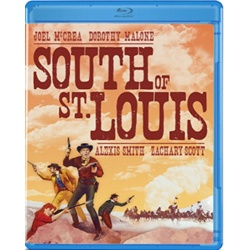 South of St. Louis Blu-ray Cover
