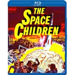 Space Children Blu-ray Cover