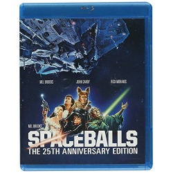 Spaceballs (25th Anniversary) Blu-ray Cover