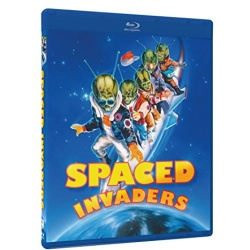 Spaced Invaders Blu-ray Cover