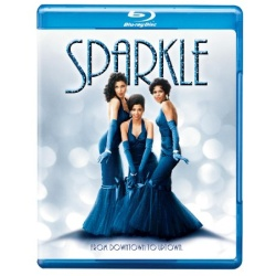 Sparkle Blu-ray Cover