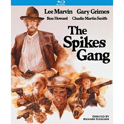 Spikes Gang Blu-ray Cover