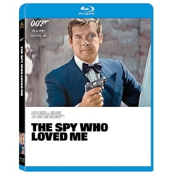 Spy Who Loved Me Blu-ray Cover