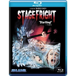 Stagefright Blu-ray Cover