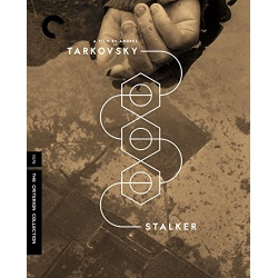 Stalker Blu-ray Cover