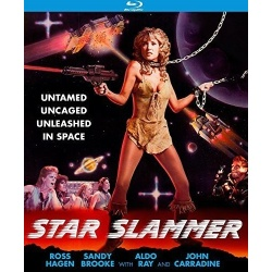Star Slammer Blu-ray Cover