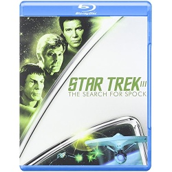 Star Trek III: The Search for Spock Blu-ray Cover