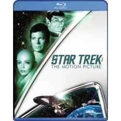 Star Trek I: The Motion Picture Blu-ray Cover