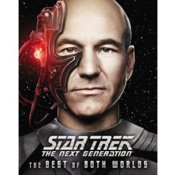 Star Trek: The Next Generation - The Best of Both Worlds Blu-ray Cover