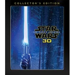 Star Wars The Force Awakens Blu-ray 3D