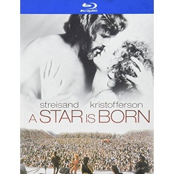 Star is Born Blu-ray Cover