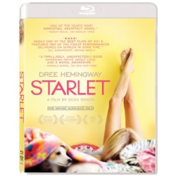Starlet Blu-ray Cover