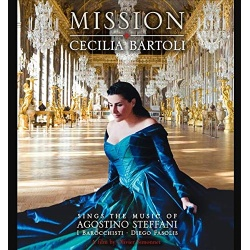 Steffani: Mission - Cecilia Bartoli Blu-ray Cover