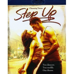 Step Up Blu-ray Cover