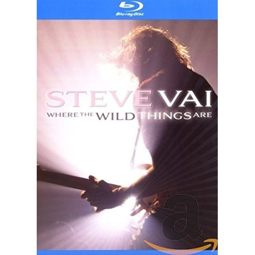 Steve Vai: Where the Wild Things Are Blu-ray Disc Title ...