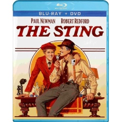 Sting Blu-ray Cover