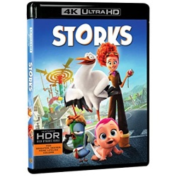 Storks Blu-ray Cover