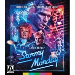 Stormy Monday Blu-ray Cover