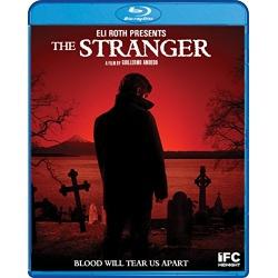 Stranger Blu-ray Cover