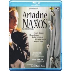 Strauss: Ariadne Auf Naxos Blu-ray Cover