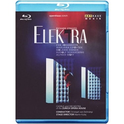 Strauss: Elektra Blu-ray Cover