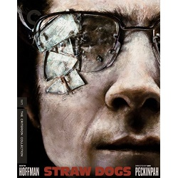 Straw Dogs Blu-ray Cover