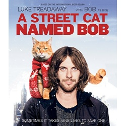 Street Cat Named Bob Blu-ray Cover