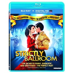 Strictly Ballroom Blu-ray Cover
