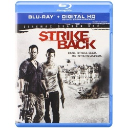 Strike Back: Season 1 Blu-ray Cover
