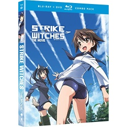 Strike Witches the Movie Blu-ray Cover