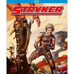 Stryker Blu-ray Cover