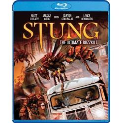Stung Blu-ray Cover
