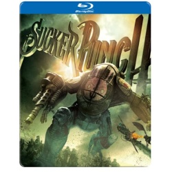 Sucker Punch (Steelbook) Blu-ray Cover