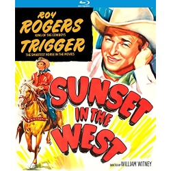 Sunset in the West Blu-ray Cover