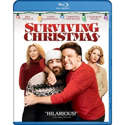 Surviving Christmas Blu-ray Cover