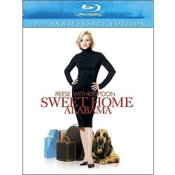 Sweet Home Alabama Blu-ray Cover