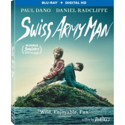 Swiss Army Man Blu-ray Cover