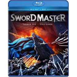 Sword Master Blu-ray Cover