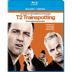 T2 Trainspotting Blu-ray Cover