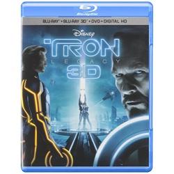 TRON: Legacy Blu-ray Cover