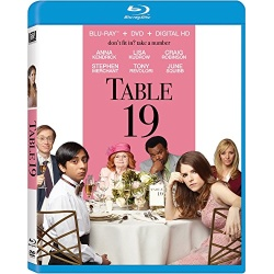 Table 19 Blu-ray Cover
