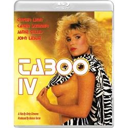 Taboo IV Blu-ray Cover