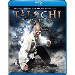 Tai Chi Zero Blu-ray Cover