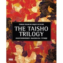 Taisho Trilogy Blu-ray Cover