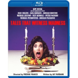 Tales That Witness Madness Blu-ray Cover
